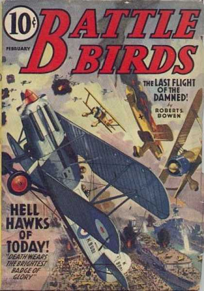 Battle Birds - 2/1940