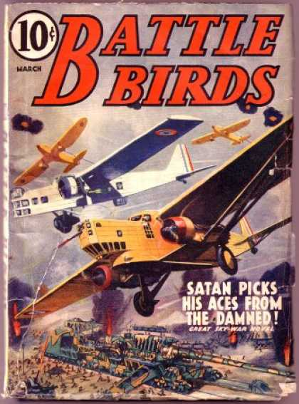Battle Birds - 3/1940