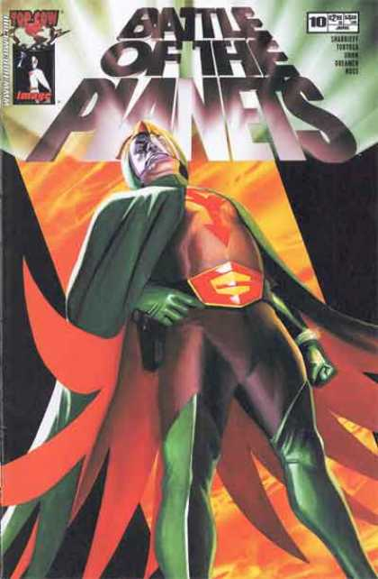 Battle of the Planets 10 - Alex Ross