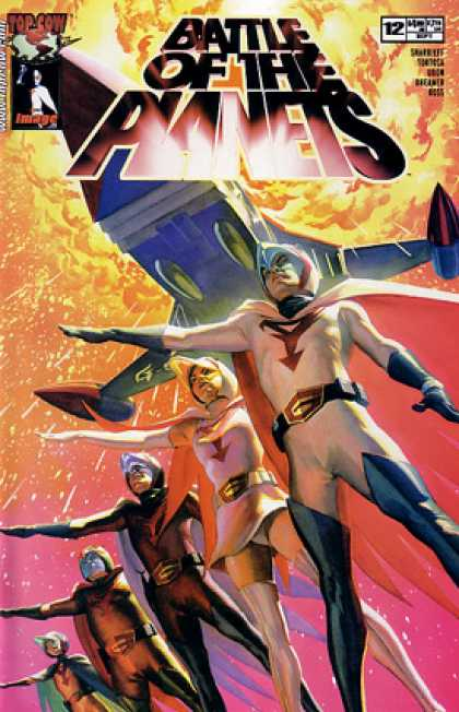 Battle of the Planets 12 - Alex Ross