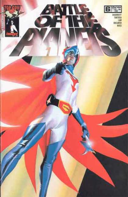 Battle of the Planets 6 - Alex Ross