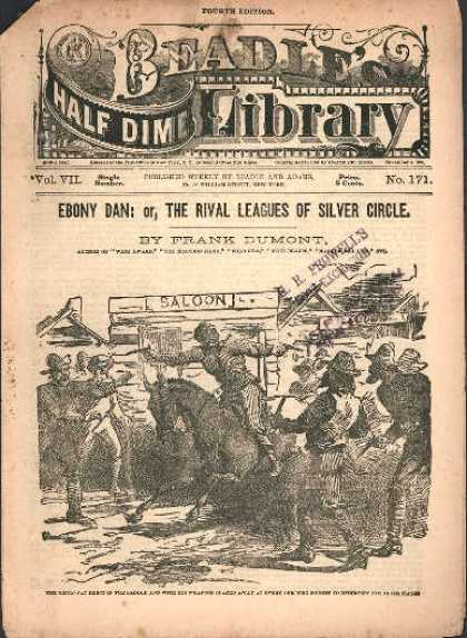 Beadle's Dime Library 22