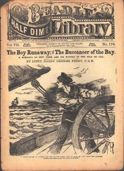 Beadle's Dime Library 23