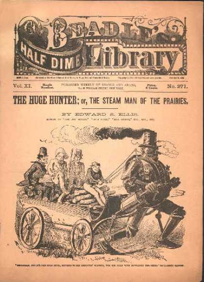 Beadle's Dime Library 28