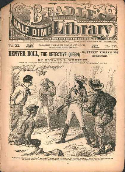 Beadle's Dime Library 29