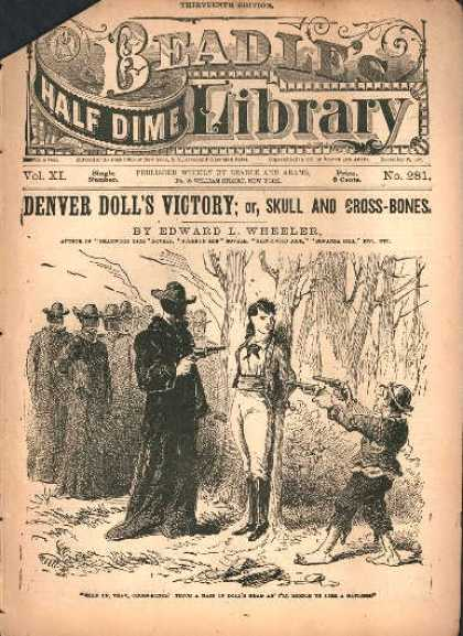 Beadle's Dime Library 30