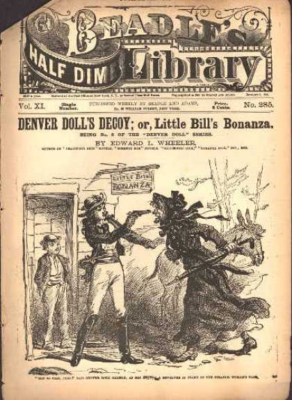 Beadle's Dime Library 31