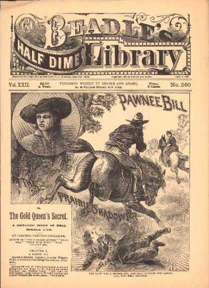 Beadle's Dime Library 32