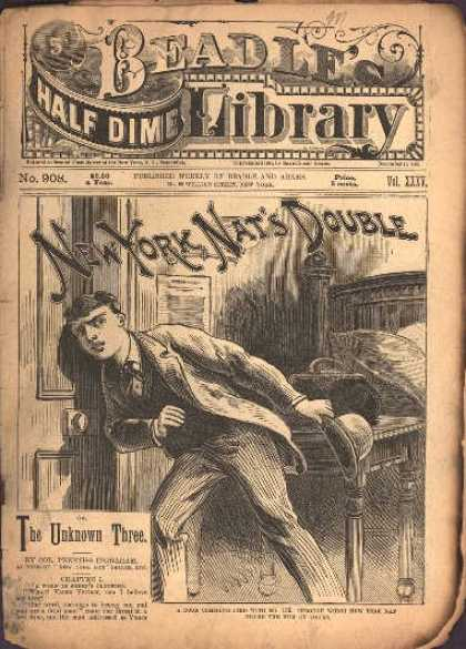 Beadle's Dime Library 33