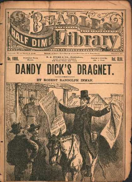 Beadle's Dime Library 39