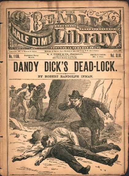 Beadle's Dime Library 40
