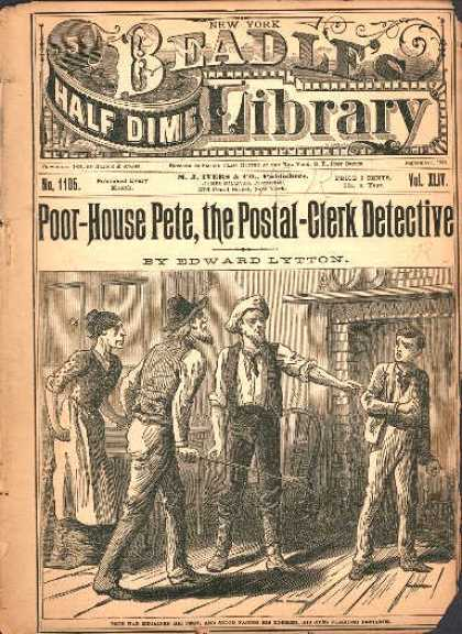 Beadle's Dime Library 41