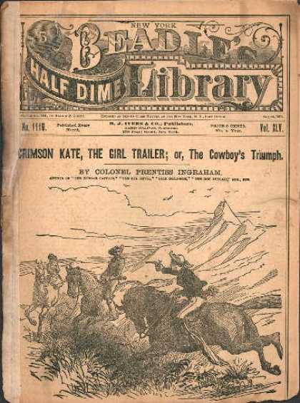 Beadle's Dime Library 44
