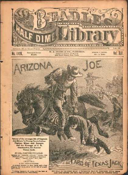 Beadle's Dime Library 47