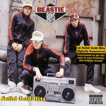 Beastie Boys - Beastie Boys - Solid Gold Hits
