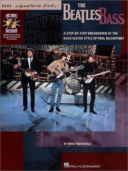 Beatles Books - The Beatles Bass
