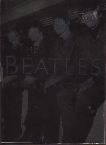 Beatles Books - THE BEATLES UNSEEN ARCHIVES