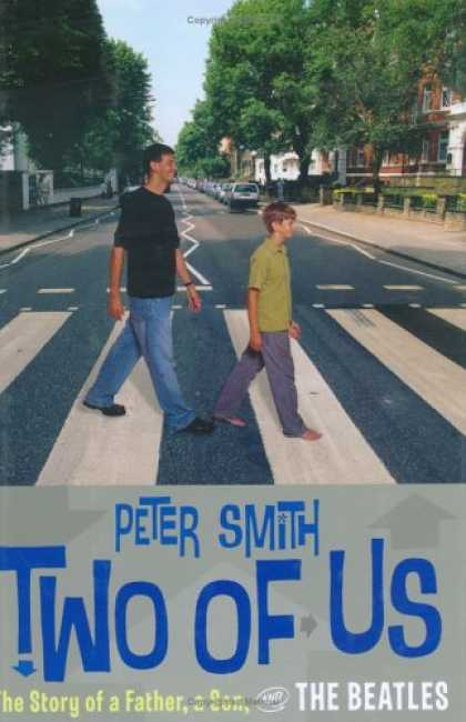 Beatles Books - Two of Us: The Story of a Father, a Son, and the Beatles