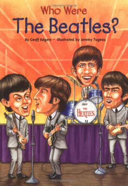 Beatles Books - Who Were the Beatles? (Who Was...?)