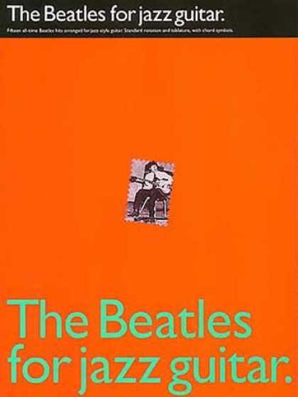 Beatles Books - The Beatles for Jazz Guitar