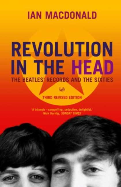 Beatles Books - Revolution in the Head: The Beatles Records adn the Sixties