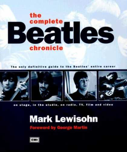 Beatles Books - The Complete Beatles Chronicle