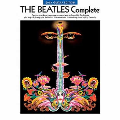 "Beatles Books - The ""Beatles"" Complete: Guitar Edition"