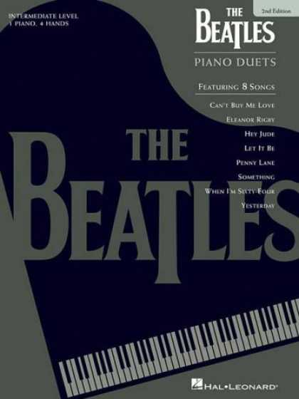 Beatles Books - BEATLES PIANO DUETS     2ND EDITION