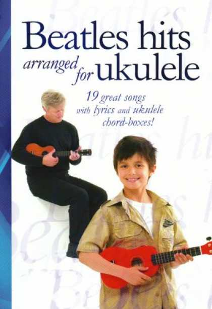 Beatles Books - Beatles Hits Arranged for Ukulele