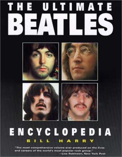 Beatles Books - The Ultimate Beatles Encyclopedia
