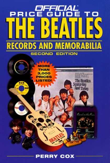 Beatles Books - The Official Price Guide to The Beatles Records and Memorabilia: 2nd Edition