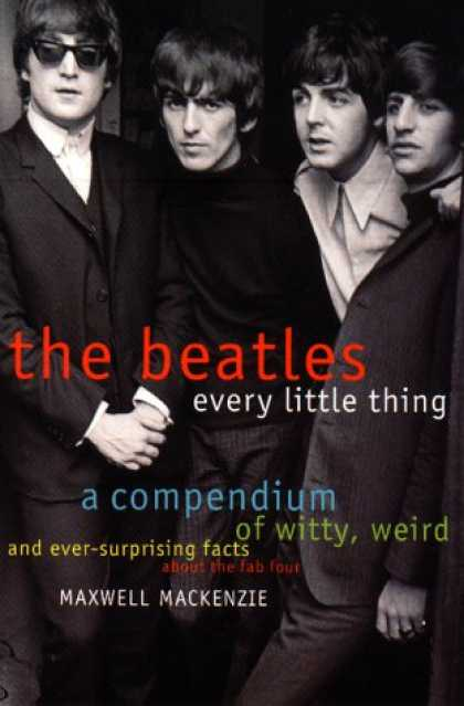 Beatles Books - Beatles: Every Little Thing