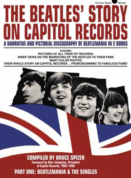 Beatles Books - The Beatles' Story on Capitol Records, Part One : Beatlemania & The Singles