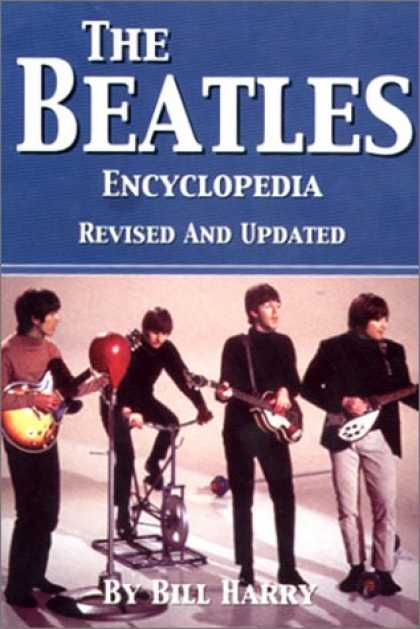 Beatles Books - The Beatles Encyclopedia