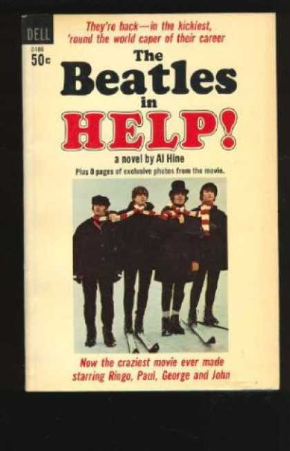 Beatles Books - THE BEATLES IN HELP!