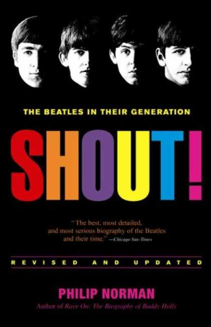 Beatles Books - Shout! The Beatles in Their Generation
