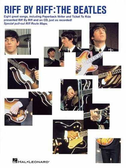 Beatles Books - Riff by Riff - The Beatles