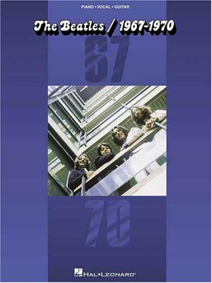 Beatles Books - The Beatles, 1967-1970: Piano * Vocal * Guitar
