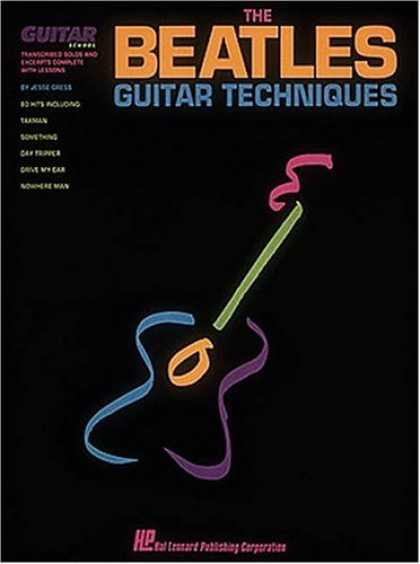 Beatles Books - The Beatles Guitar Book*