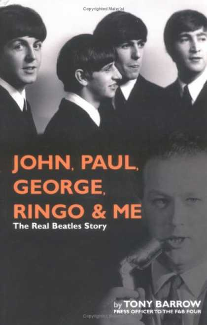 Beatles Books - John, Paul, George, Ringo and Me: The Real Beatles Story