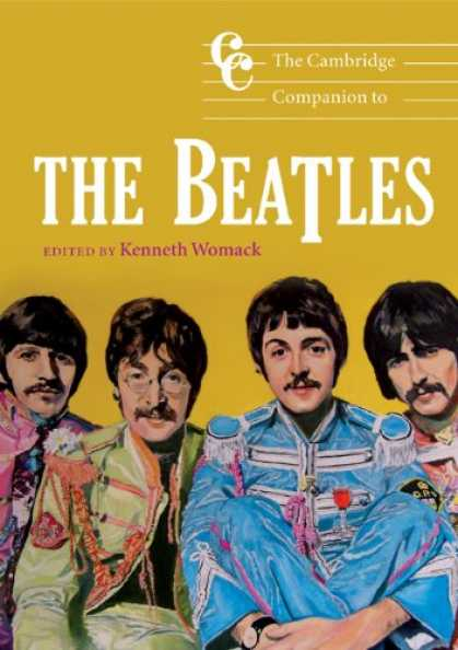Beatles Books - The Cambridge Companion to the Beatles (Cambridge Companions to Music)