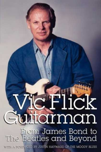 Beatles Books - Vic Flick, Guitarman