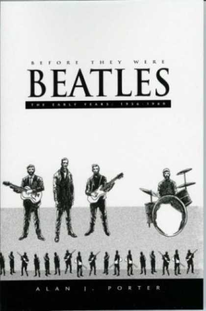 Beatles Books - Before They Were Beatles