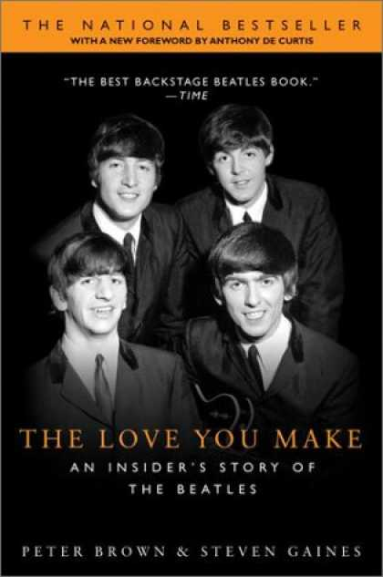 Beatles Books - The Love You Make: An Insider's Story of the Beatles