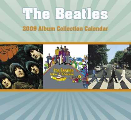 Beatles Books - The Beatles 2009 Calendar