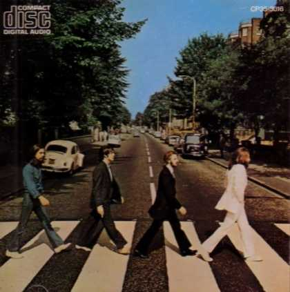 Beatles Books - Abbey Road (JAPAN) 1987