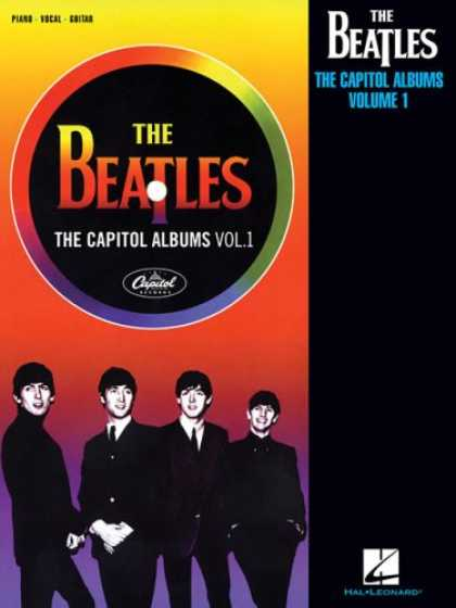 Beatles Books - The Beatles - The Capitol Albums, Volume 1