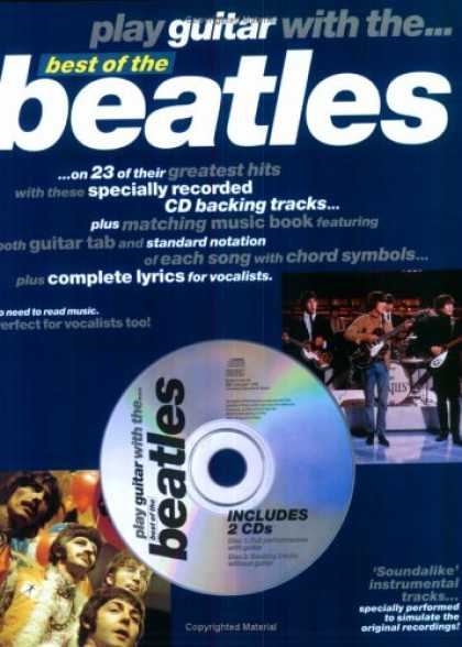 Beatles Books - Play Guitar with the Beatles
