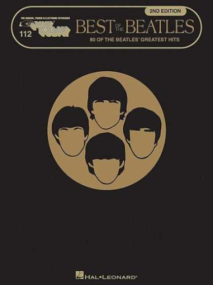 Beatles Books - EZ Play 112 Best of the Beatles 2nd Edition (E-Z Play Today)