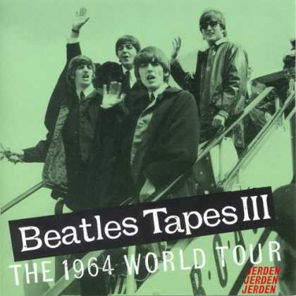 Beatles Books - Beatles Tapes III: The 1964 World Tour (Beatles)